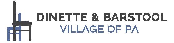 Dinette & Barstool Village Retina Logo